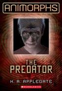 Animorphs 5 the predator 2011 alternate front cover