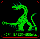 Hork-Bajir from hawk rescue game