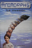 Animorphs 1 the invasion la invasion spanish cover ediciones B
