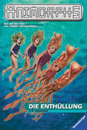 Animorphs 27 the exposed german cover