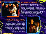 My name is jake australian vhs summaries