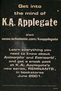 Mind of KA applegate from inside book 53