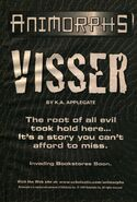 Visser chronicles ad from inside Book 33