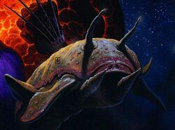 Yeerk from aliens poster hi res