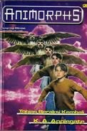 Animorphs book 13 indonesian cover