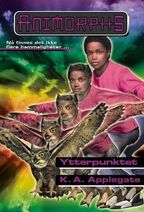 Animorphs 50 the ultimate Ytterpunktet Norwegian cover