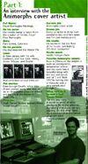 David mattingly interview animorphs flash newsletter