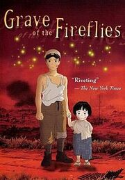 215px-Grave of the Fireflies poster