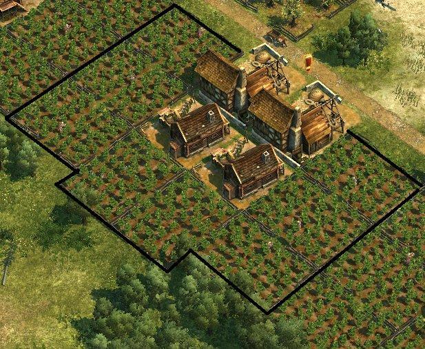 Как сделать пряности в anno 1404