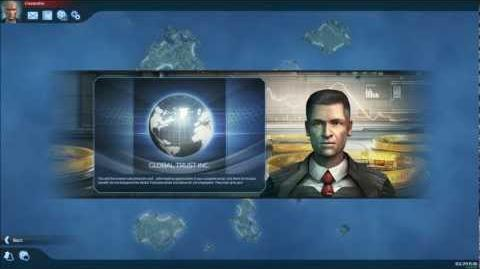 Anno 2070 - World Event Global Distrust - The Great Stock Market Crash
