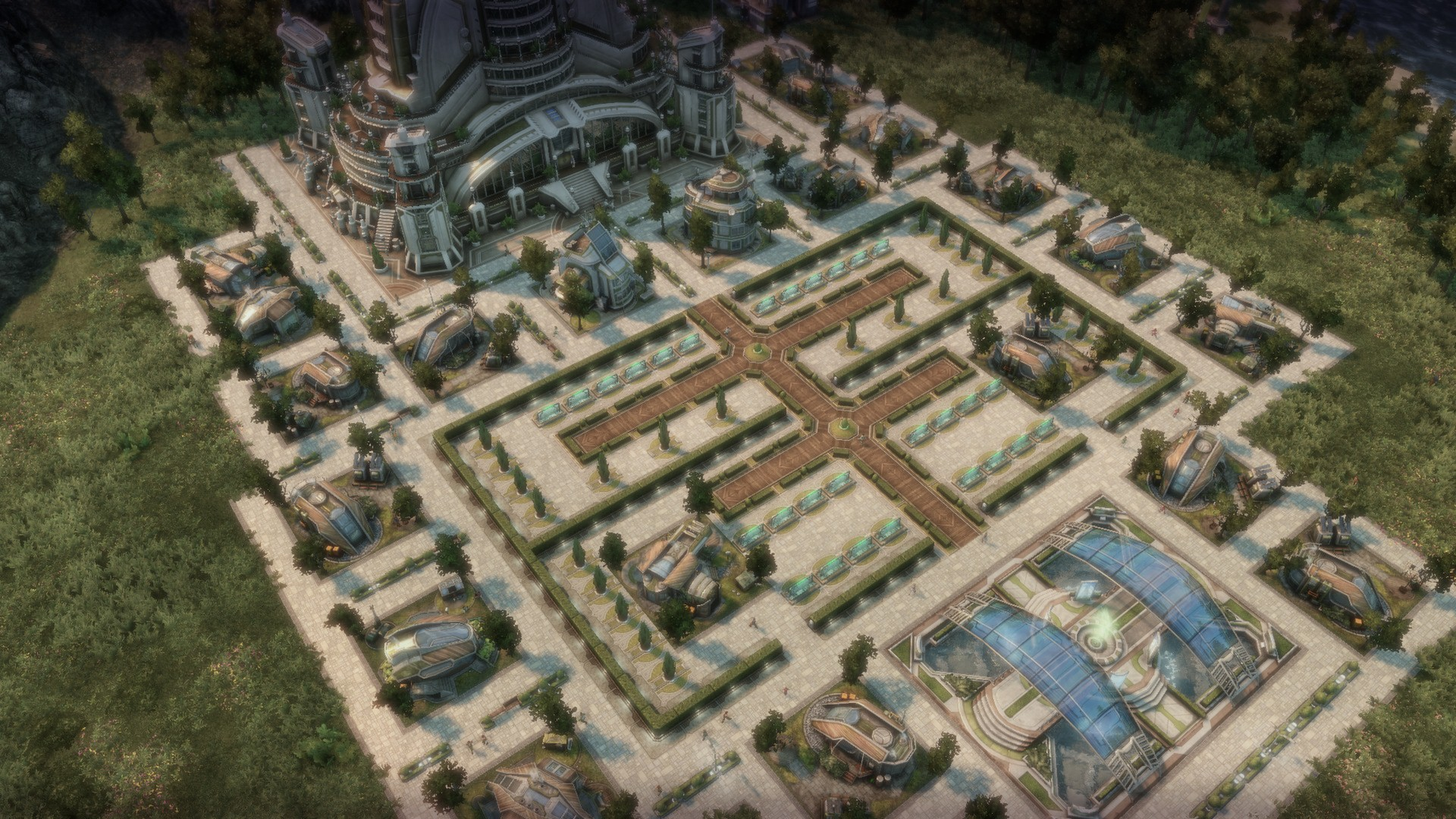 Ornamental Buildings Anno 2070 Wiki Fandom Powered By
