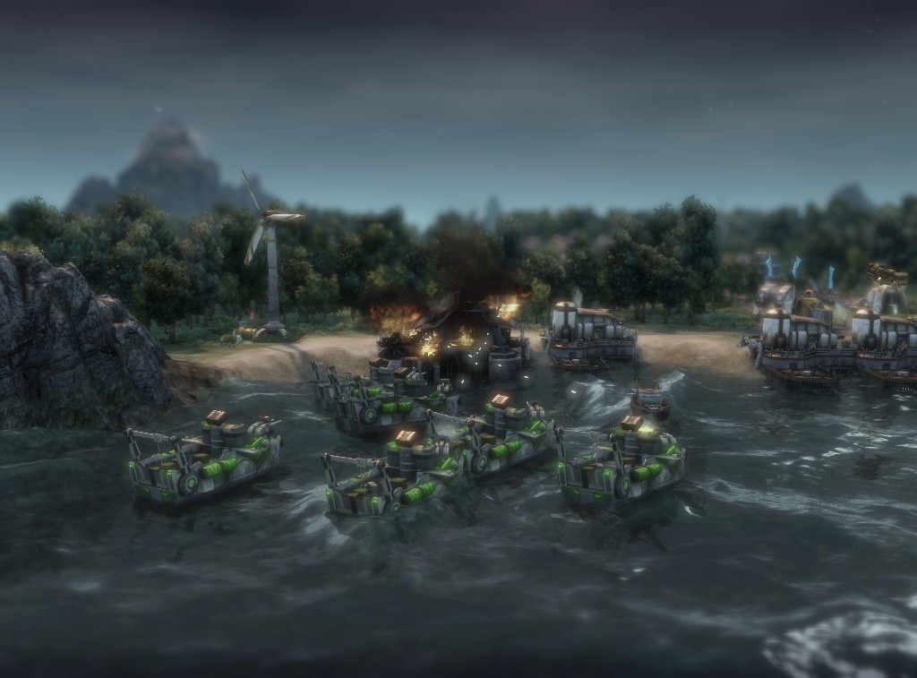 War On Voting >> Combat | Anno 2070 Wiki | Fandom powered by Wikia