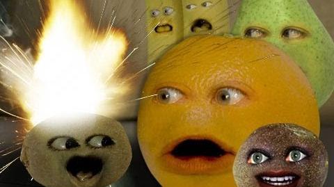 Annoying Orange The Exploding Orange