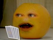 Poker - orange