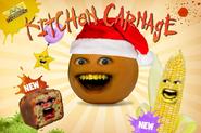 Kitchen Carnage Christmas