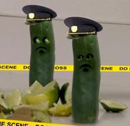 Police Cucumber