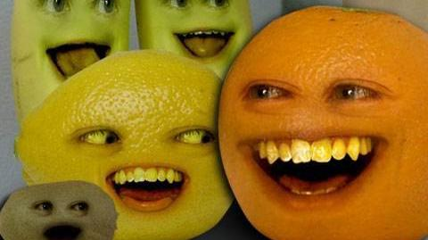 Annoying Orange Wazzup