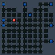 Fields map