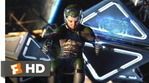 Ender's Game (2 10) Movie CLIP - The Battle Room (2013) HD