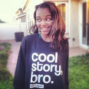 China anne mcclain instagram bMIk4Bdh.sized