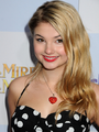 Stefanie Scott polka dot dress.png