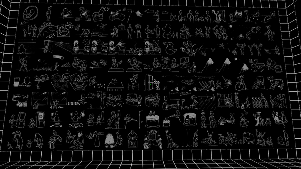 Antichanber - Full Mural