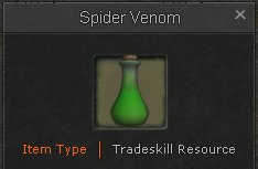 Spidervenom