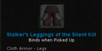 Stalker's Leggings of the Silent Kill