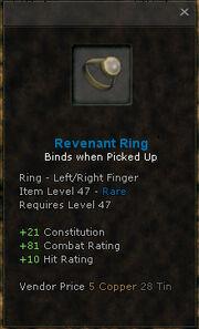 Revenant Ring