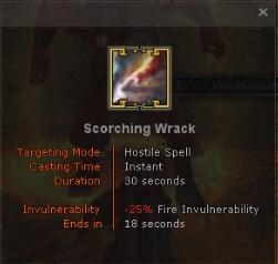 Scorching Wrack