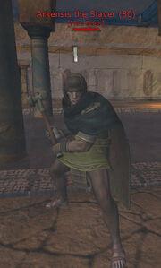 Arkensis the slaver