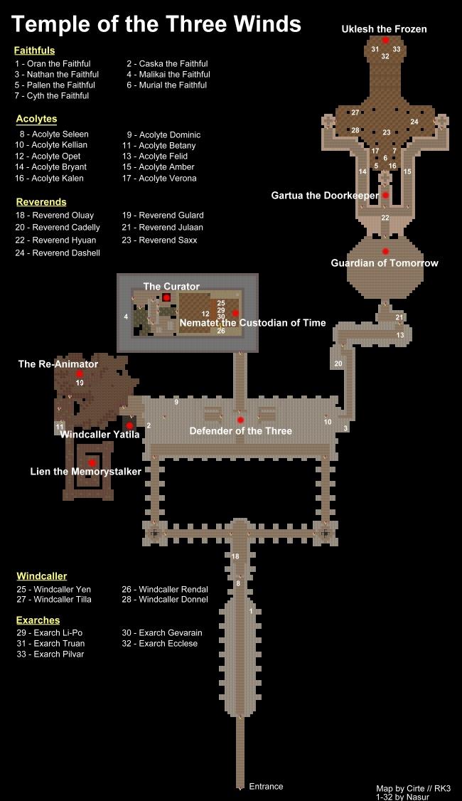 Totw map