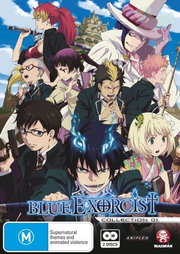 BlueExorcist-Collection1-AU-DVD