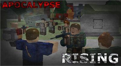 Apocalypse Rising Thumbnail