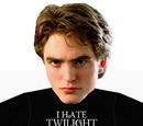 No one hates Twilight more than Robert Pattinson