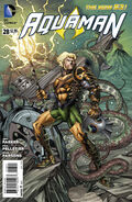 Aquaman Vol 7-28 Cover-2
