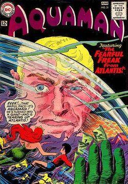 Aquaman Vol 1-21 Cover-1
