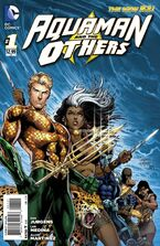 Aquaman and the Others Vol 1-1 Cover-2
