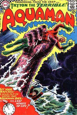 Aquaman Vol 1-32 Cover-1