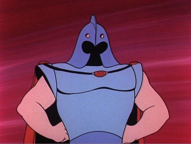Fisherman (Aquaman Ani...