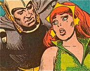 Lord Ragnar and Mera