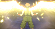 Apollo Solar wings OVA