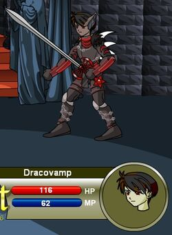 Dracovamp