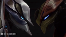 Arbiter and Eugene face to face