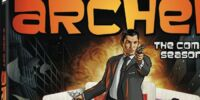 Archer: Season 1 (DVD)