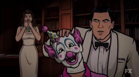 The Goofy Pink One Season 7 Episode 5 Scene Archer