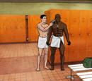 ISIS locker room