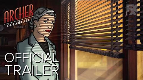 Rough Night Archer Season 8 Official Trailer FXX HD