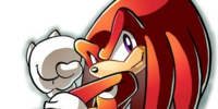 Knuckles the Echidna