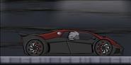 Crush Kyd Car